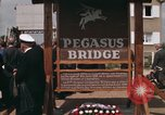 Image of Pegasus Bridge Normandy France, 1969, second 3 stock footage video 65675022078