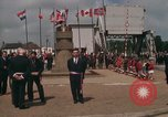 Image of Pegasus Bridge Normandy France, 1969, second 9 stock footage video 65675022078