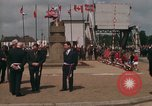 Image of Pegasus Bridge Normandy France, 1969, second 10 stock footage video 65675022078
