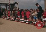 Image of Pegasus Bridge Normandy France, 1969, second 12 stock footage video 65675022078