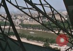 Image of Eiffel Tower views Paris France, 1969, second 8 stock footage video 65675022081