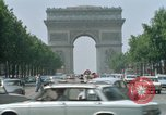 Image of Arc de Triomphe Paris France, 1969, second 7 stock footage video 65675022082