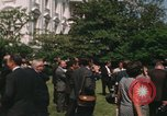 Image of Richard Nixon Washington DC USA, 1969, second 8 stock footage video 65675022084