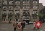 Image of National Monument Amsterdam Netherlands, 1969, second 3 stock footage video 65675022087