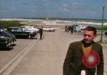Image of American war correspondents Normandy France, 1969, second 8 stock footage video 65675022092