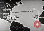 Image of hurricane detection United States USA, 1961, second 6 stock footage video 65675022095