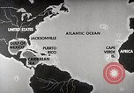 Image of hurricane detection United States USA, 1961, second 10 stock footage video 65675022095