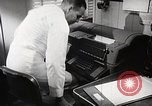 Image of detecting hurricane United States USA, 1961, second 9 stock footage video 65675022096
