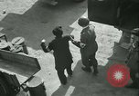 Image of victims of concentration camp Germany, 1945, second 9 stock footage video 65675022109