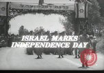 Image of independence day Israel, 1966, second 2 stock footage video 65675022118