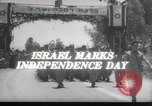 Image of independence day Israel, 1966, second 3 stock footage video 65675022118