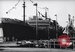 Image of oil tanker Middle East, 1962, second 12 stock footage video 65675022132