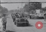 Image of Military parade Baghdad Iraq, 1959, second 1 stock footage video 65675022138