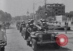 Image of Military parade Baghdad Iraq, 1959, second 2 stock footage video 65675022138