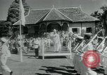 Image of Malaysian dance and culture Pahang Malaysia, 1960, second 12 stock footage video 65675022143
