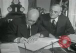 Image of SEATO treaty Washington DC, 1954, second 2 stock footage video 65675022145