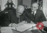 Image of SEATO treaty Washington DC, 1954, second 3 stock footage video 65675022145