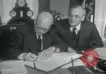 Image of SEATO treaty Washington DC, 1954, second 5 stock footage video 65675022145