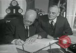 Image of SEATO treaty Washington DC, 1954, second 7 stock footage video 65675022145