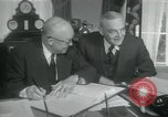 Image of SEATO treaty Washington DC, 1954, second 10 stock footage video 65675022145
