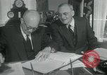 Image of SEATO treaty Washington DC, 1954, second 12 stock footage video 65675022145