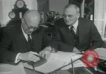 Image of SEATO treaty Washington DC, 1954, second 13 stock footage video 65675022145