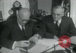 Image of SEATO treaty Washington DC, 1954, second 15 stock footage video 65675022145