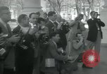 Image of President Dwight D Eisenhower and Senators Washington DC White House USA, 1954, second 9 stock footage video 65675022146