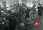 Image of President Dwight D Eisenhower and Senators Washington DC White House USA, 1954, second 10 stock footage video 65675022146