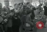 Image of President Dwight D Eisenhower and Senators Washington DC White House USA, 1954, second 11 stock footage video 65675022146