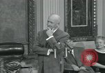 Image of President Dwight D Eisenhower Washington DC USA, 1953, second 5 stock footage video 65675022149