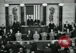 Image of President Dwight D Eisenhower Washington DC USA, 1953, second 4 stock footage video 65675022154