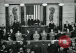 Image of President Dwight D Eisenhower Washington DC USA, 1953, second 5 stock footage video 65675022154