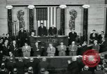 Image of President Dwight D Eisenhower Washington DC USA, 1953, second 9 stock footage video 65675022154