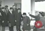 Image of John L Lewis and other labor leaders United States USA, 1951, second 5 stock footage video 65675022155