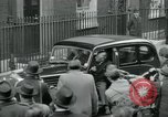 Image of British Prime Minister Harold Macmillan London England United Kingdom, 1957, second 10 stock footage video 65675022156