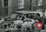 Image of British Prime Minister Harold Macmillan London England United Kingdom, 1957, second 11 stock footage video 65675022156