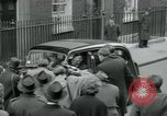 Image of British Prime Minister Harold Macmillan London England United Kingdom, 1957, second 12 stock footage video 65675022156