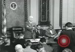 Image of President Dwight D Eisenhower Washington DC USA, 1953, second 2 stock footage video 65675022158