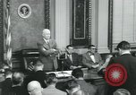 Image of President Dwight D Eisenhower Washington DC USA, 1953, second 3 stock footage video 65675022158