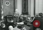 Image of President Dwight D Eisenhower Washington DC USA, 1953, second 4 stock footage video 65675022158