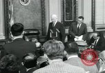Image of President Dwight D Eisenhower Washington DC USA, 1953, second 5 stock footage video 65675022159