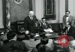 Image of President Dwight D Eisenhower Washington DC USA, 1953, second 6 stock footage video 65675022159