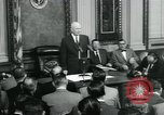 Image of President Dwight D Eisenhower Washington DC USA, 1953, second 8 stock footage video 65675022159