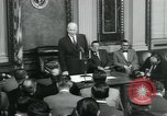 Image of President Dwight D Eisenhower Washington DC USA, 1953, second 10 stock footage video 65675022159