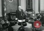 Image of President Dwight D Eisenhower Washington DC USA, 1953, second 12 stock footage video 65675022159