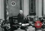 Image of President Dwight D Eisenhower Washington DC USA, 1953, second 3 stock footage video 65675022161