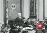 Image of President Dwight D Eisenhower Washington DC USA, 1953, second 3 stock footage video 65675022162