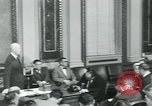 Image of President Dwight D Eisenhower Washington DC USA, 1953, second 5 stock footage video 65675022162