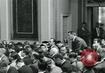 Image of President Dwight D Eisenhower Washington DC USA, 1953, second 11 stock footage video 65675022162